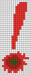 Alpha pattern #63736