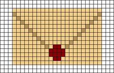 Alpha pattern #63750