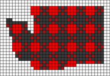 Alpha pattern #63751