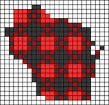 Alpha pattern #63758