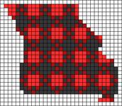 Alpha pattern #63759