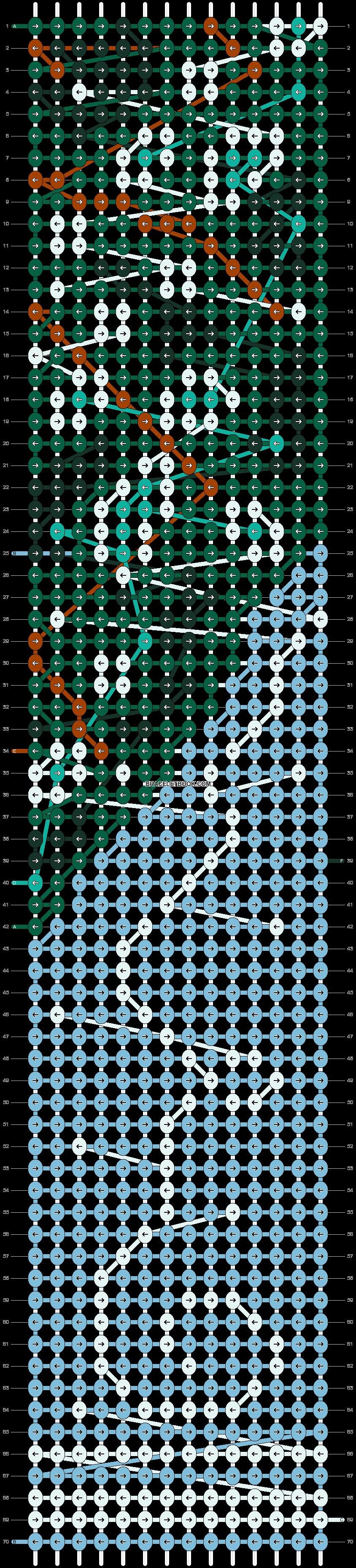 Alpha pattern #63764 pattern