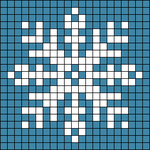 Alpha pattern #63779