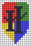 Alpha pattern #63794