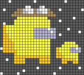 Alpha pattern #63797