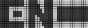 Alpha pattern #63798