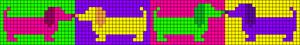 Alpha pattern #63800