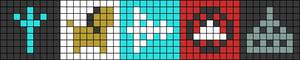 Alpha pattern #63801