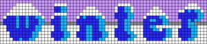 Alpha pattern #63802