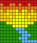 Alpha pattern #63803