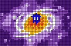 Alpha pattern #63808