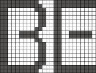 Alpha pattern #63820