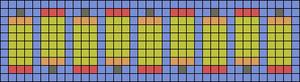 Alpha pattern #63829