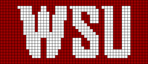 Alpha pattern #63836