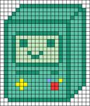 Alpha pattern #63852