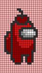 Alpha pattern #63856
