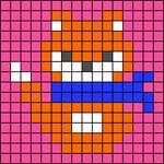 Alpha pattern #63860