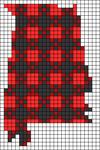 Alpha pattern #63866