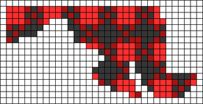 Alpha pattern #63868
