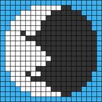Alpha pattern #63870