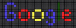Alpha pattern #63872