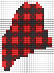 Alpha pattern #63873