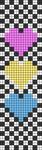 Alpha pattern #63890