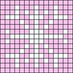 Alpha pattern #63902