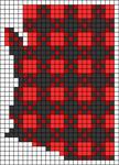 Alpha pattern #63907