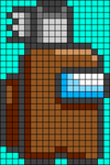 Alpha pattern #63930