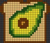 Alpha pattern #63946