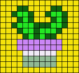 Alpha pattern #63960
