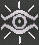 Alpha pattern #63962