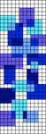 Alpha pattern #63963