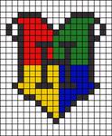 Alpha pattern #63968