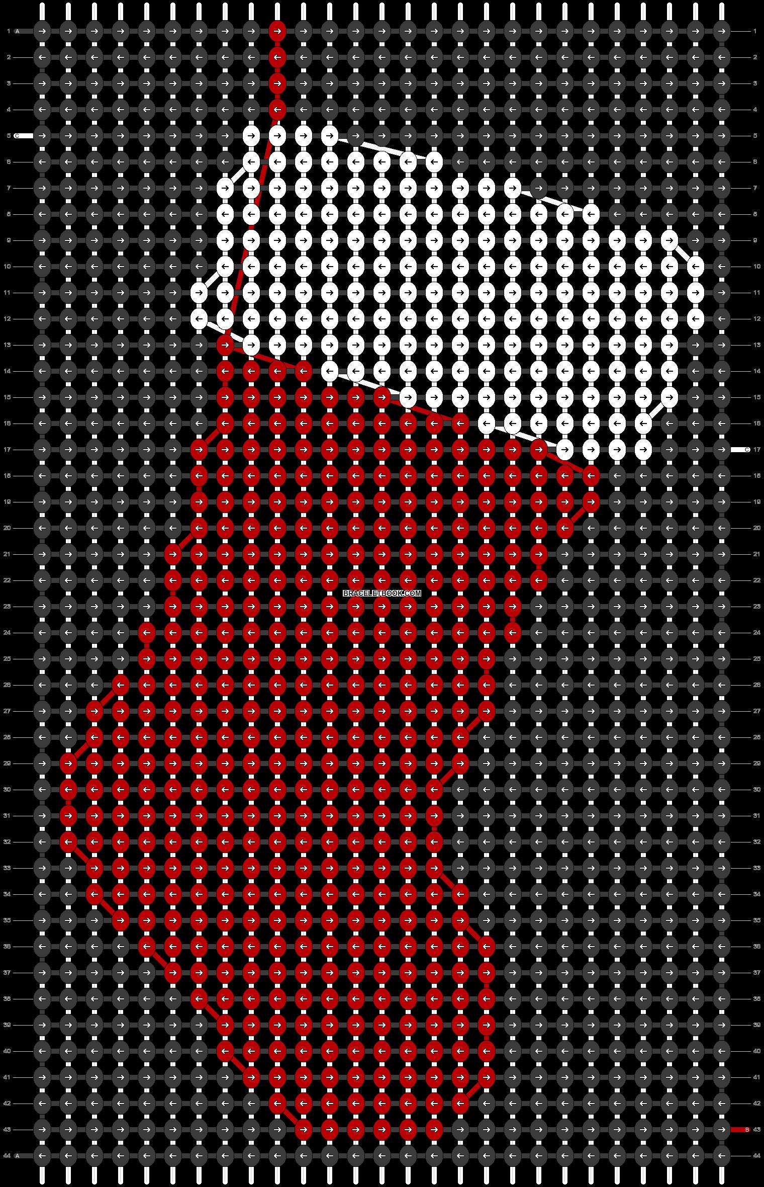 Alpha pattern #63969 pattern