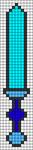 Alpha pattern #63972