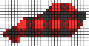 Alpha pattern #63974