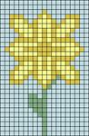 Alpha pattern #63977