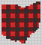 Alpha pattern #63985