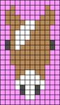 Alpha pattern #63991