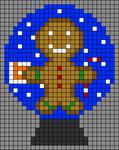 Alpha pattern #64003