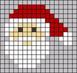 Alpha pattern #64004