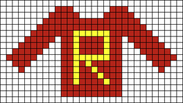 Alpha pattern #64021