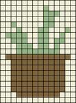 Alpha pattern #64024