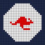 Alpha pattern #64030