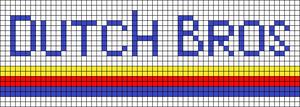 Alpha pattern #64044