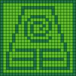 Alpha pattern #64053