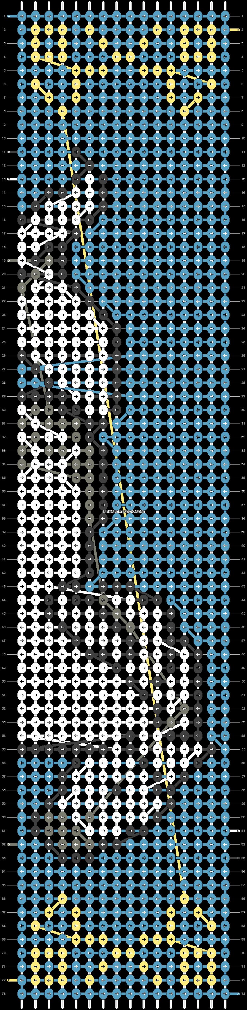 Alpha pattern #64060 pattern