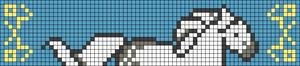 Alpha pattern #64060